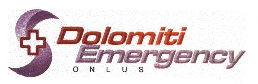 logo dolomiti emergency0001
